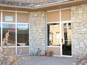 Psychtherapy Office Castle Rock