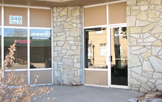 Psychotherapy Office Castle Rock CO
